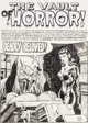 "Johnny Craig Vault of Horror #39 ""Deadly Beloved"" Complete 8 Page Story Original Art (EC, 1954).... (Total: 8..."