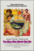 "Movie Posters:Mystery, The Man Who Would Not Die & Other Lot (Centaur, 1975). OneSheets (7) (27"" X 41"") Flat Folded. Mystery.. ... (Total: 7 Items)"