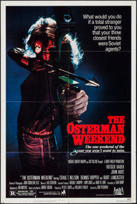 """The Osterman Weekend & Others Lot (20th Century Fox, 1983). One Sheets (93) (approx. 27"""" X 41""""), Lobby..."""