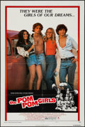 "Movie Posters:Bad Girl, The Pom Pom Girls & Others Lot (Crown International, 1976). OneSheets (4) (27"" X 41"") Style B. Bad Girl.. ... (Total: 4 Items)"