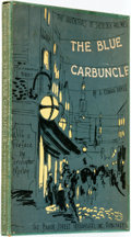 Books:Mystery & Detective Fiction, A[rthur] Conan Doyle. LIMITED. The Adventures of SherlockHolmes. The Adventure of the Blue Carbuncle. New York: The...