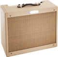 Musical Instruments:Amplifiers, PA, & Effects, 1950's Fender Vibrolux White Guitar Amplifier....