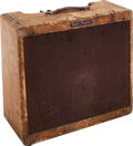Musical Instruments:Amplifiers, PA, & Effects, Circa 1953 Fender Tremolux Tweed Guitar Amplifier....