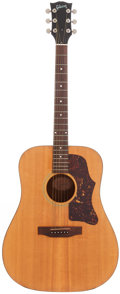 Musical Instruments:Acoustic Guitars, 1973 Gibson J-55 Natural Acoustic Guitar, Serial # A840611....