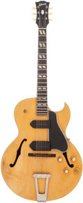 Musical Instruments:Electric Guitars, 1956 Gibson ES-175 Natural Semi-Hollow Body Electric Guitar, Serial# A 23595....