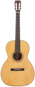 Musical Instruments:Acoustic Guitars, 1926 Martin 000-28 Natural Acoustic Guitar, Serial # 25243....