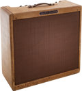 Musical Instruments:Amplifiers, PA, & Effects, 1957 Fender Bassman Tweed Guitar Amplifier, Serial # BM00530....