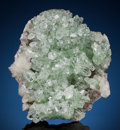 Minerals:Cabinet Specimens, APOPHYLLITE & STILBITE. Jalgaon District, Maharashtra,India. . ...