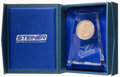 Baseball Collectibles:Others, Steiner Baltimore Orioles Game Used Dirt Crystal Display. ...