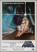 "Movie Posters:Science Fiction, Star Wars (20th Century Fox, 1978). Japanese B2 (20.25"" X 28.5"")English Style. Science Fiction.. ..."