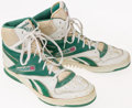Basketball Collectibles:Others, 1980's Fred Roberts Game Worn Shoes....