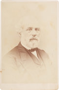Photography:Cabinet Photos, Robert E. Lee Cabinet Card from a Photograph by AlexanderGardner....