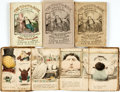 Books:Literature Pre-1900, [George Cruikshank, illustrator] Horace Mayhew. TheToothache. London: D. Bogue, [n.d., ca. 1849]. First edition.Fo... (Total: 4 Items)