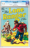 Golden Age (1938-1955):Western, Lone Ranger #19 Mile High pedigree (Dell, 1950) CGC NM 9.4 Whitepages....