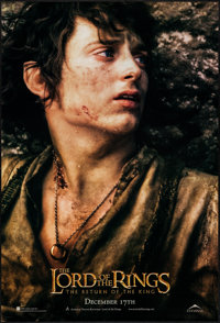"""The Lord of the Rings: The Return of the King (New Line, 2003). One Sheets (3) (27"""" X 40"""") DS Advance Frodo, G..."""