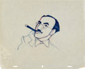 Animation Art:Production Drawing, You Bet Your Life Groucho Marx Concept Drawing Group(Playhouse Pictures, c. 1950s).... (Total: 4 Items)