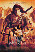 "Movie Posters:Adventure, The Last of the Mohicans & Others Lot (20th Century Fox, 1992).One Sheets (3) (27"" X 40"") DS. Adventure.. ... (Total: 3 Items)"