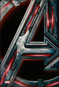 "Movie Posters:Action, The Avengers: Age of Ultron (Walt Disney Studios, 2015). One Sheet(27"" X 40"") DS Advance. Action.. ..."