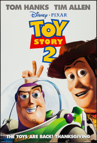 "Toy Story 2 (Buena Vista, 1999). One Sheets (21) (27"" X 40"") DS Advance. Animation. ... (Total: 21 Items)"
