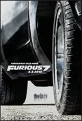 "Movie Posters:Action, Furious 7 (Universal, 2015). One Sheet (27"" X 40"") DS Advance.Action.. ..."
