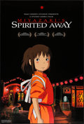 "Movie Posters:Animation, Spirited Away (Buena Vista, 2001). One Sheet (27"" X 40"") DS.Animation.. ..."