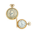 Timepieces:Pocket (post 1900), Elgin & Stratford Pocket Watches Runners. ... (Total: 2 Items)