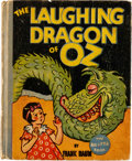 Golden Age (1938-1955):Miscellaneous, Big Little Book #1126 The Laughing Dragon of Oz (Whitman, 1934) Condition: VG....