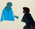 Animation Art:Production Cel, The Lord of the Rings Galadriel and Frodo Production Cel(Bakshi/United Artists, 1978)....