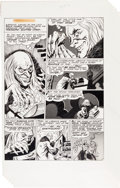 Original Comic Art:Complete Story, Norman Nodel (as Donald Norman) Web Of Horror Complete 7-Page Inventory Story Original Art (undated).... (Total: 7 )