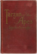 Books:Science Fiction & Fantasy, Edgar Rice Burroughs. Tarzan of the Apes. Chicago: A. C.McClurh, 1914. First edition, third state. ...