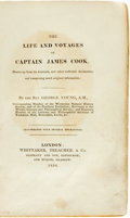 Books:Biography & Memoir, Rev. George Young. The Life and Voyages of Captain James Cook. London: Whittaker, Treacher, & Co., 1836....
