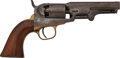 Military & Patriotic:Civil War, Colt Model 1849 .31 Caliber Percussion Pocket Model Revolver, #208434 matching....