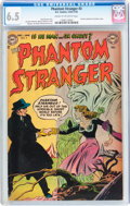 Golden Age (1938-1955):Horror, The Phantom Stranger #3 (DC, 1953) CGC FN+ 6.5 Cream to off-whitepages....
