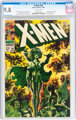 X-Men #50 (Marvel, 1968) CGC NM/MT 9.8 Off-white pages