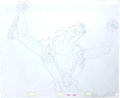 Animation Art:Production Drawing, Heavy Metal 2000 Lizardman Production Drawing (Heavy Metal,2000)....
