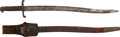 Edged Weapons:Bayonets, English Pattern 1856/60 Enfield Bayonet With German Made Blade....