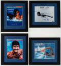 Miscellaneous Collectibles:General, Mark Spitz Signed Photographs Lot of 4....