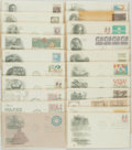 Miscellaneous:Ephemera, Group of Twenty-One Philatelic First Day Covers. 1971-1975. ...