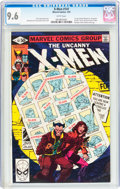Modern Age (1980-Present):Superhero, X-Men #141 (Marvel, 1981) CGC NM+ 9.6 White pages....