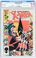 Modern Age (1980-Present):Superhero, X-Men #211 (Marvel, 1986) CGC NM/MT 9.8 White pages....
