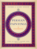 Books:Art & Architecture, B. W. Robinson. Persian Paintings. London: His Majesty's Stationery Office, 1952....
