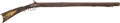 Long Guns:Muzzle loading, H. Elwell Full Stock Kentucky Rifle....