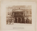 Miscellaneous:Ephemera, Ulysses S. Grant Funeral and Tomb: Four Mounted Photographs....
