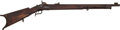 Long Guns:Muzzle loading, 19th Century European Percussion Target Rifle....