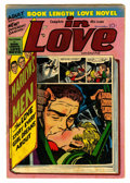 Golden Age (1938-1955):Romance, In Love #2 (Charlton, 1954) Condition: VG....