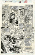 Original Comic Art:Panel Pages, Dave Hoover and Josef Rubinstein - Spider-Man Unlimited #11, page36 Original Art (Marvel, 1996). ...