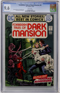 Bronze Age (1970-1979):Horror, Forbidden Tales of Dark Mansion #6 (DC, 1972) CGC NM+ 9.6 Whitepages....