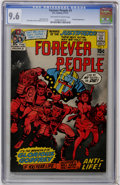 Bronze Age (1970-1979):Superhero, The Forever People #3 (DC, 1971) CGC NM+ 9.6 Off-white to white pages....