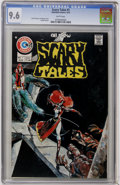 Bronze Age (1970-1979):Horror, Scary Tales #1 (Charlton, 1975) CGC NM+ 9.6 White pages....