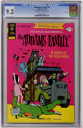 Bronze Age (1970-1979):Humor, Addams Family #1 File Copy (Gold Key, 1974) CGC NM- 9.2 Off-whiteto white pages....